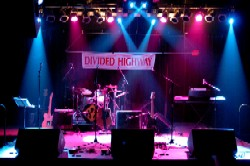 Divided Highway - stage is set