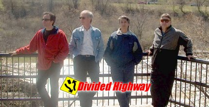 Divided Highway group shot